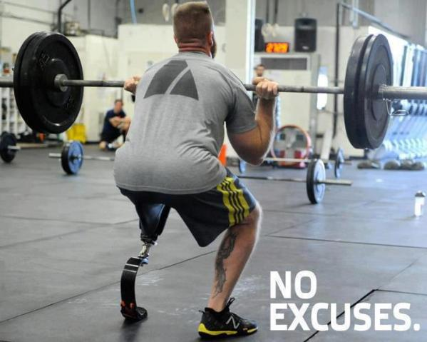 Motivational Monday: Excuses?