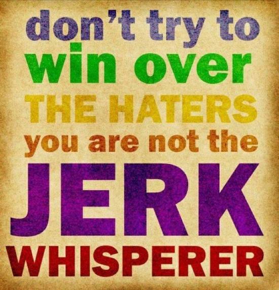 Tenacious Tuesday: A Whisperer?
